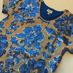 Tracy Reese Neiman Marcus top.